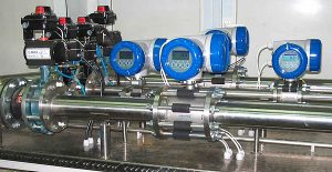 Flow meter Calibration